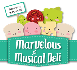 Mrs. Kelton's Musical Deli